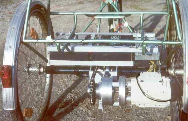 Dreirad Mit Motor Das Dreirad Mit Motor Und